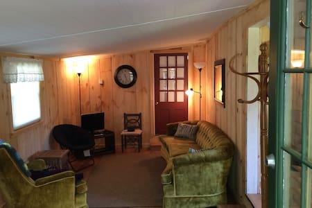 Southern Adirondacks - Caroga Lake - Casa