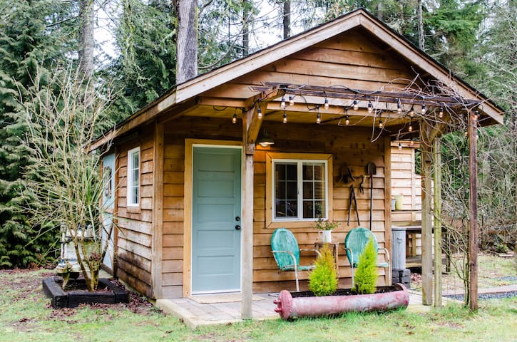 Brand new private studio cottage - Poulsbo - Ev