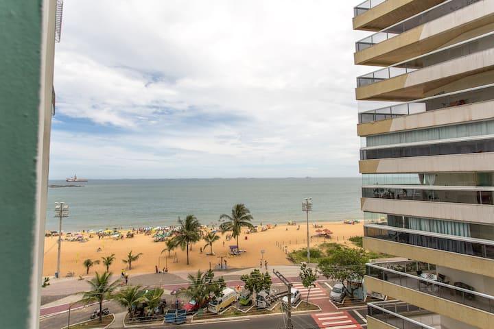 Vista Linda para o Mar da Praia da Costa