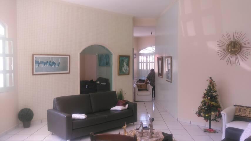 Casa Condominio Quarto 1,  Casal/Suite,  P Negra.