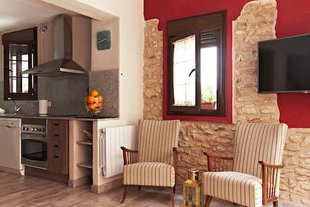 cal Vibo village house rental - Vilabella - Ev