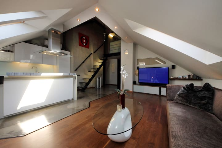 Luxury Flat in Prague Centre, Monthly Lease