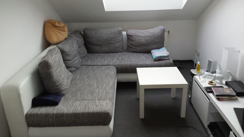 Ruhige Unterkunft nahe der Elbe - Dresden - Lägenhet