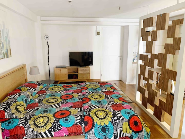 Japanese Style Bassura Apartment for Staycation