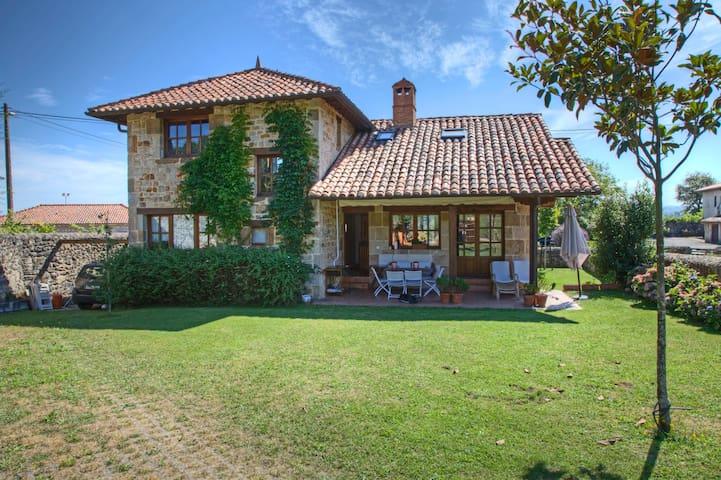 La casa del Limonero, Santander, ES - Marina de Cudeyo - Hus