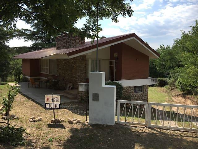 Hermoso Chalet en TalaHuasi Cordoba - Talahuasi - Haus