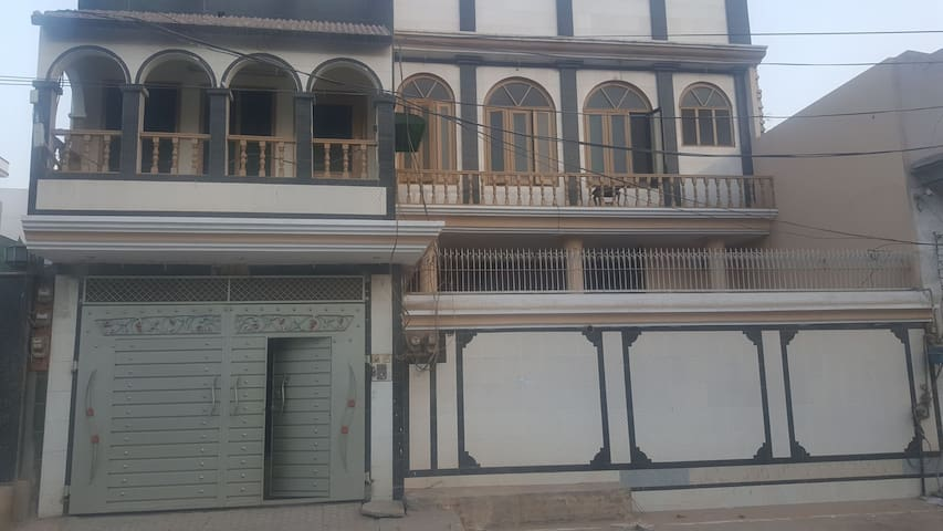Chaudhary's House