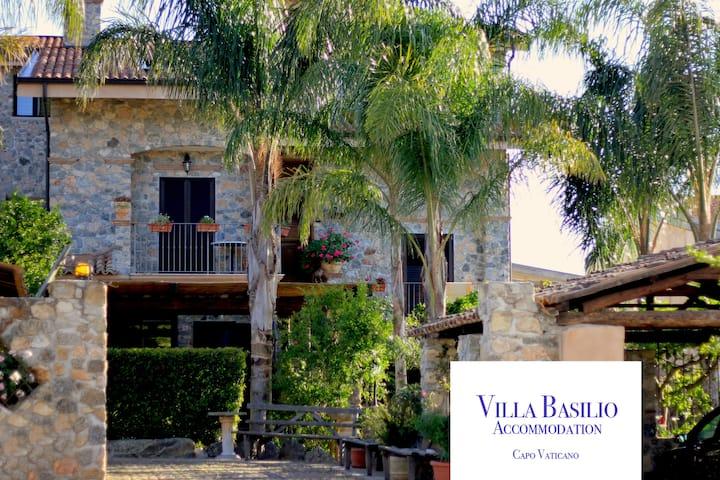 Villa Basilio Accommodation  Matrimoniale Stand