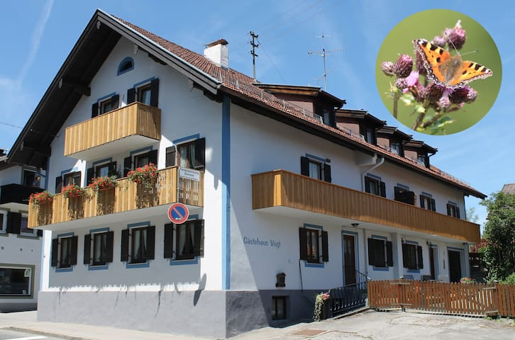 "3–Room-Apartment ""Butterfly"" - Bad Kohlgrub - Lejlighed"