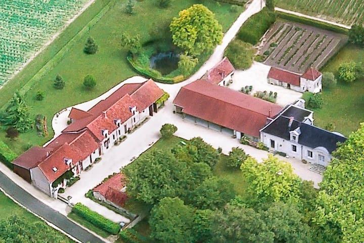 Le Domaine du Petit Bouc - Thésée - Haus
