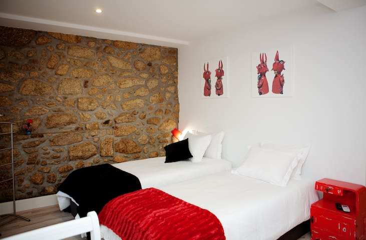 Bway Guest House - Estúdio T0 - Barcelos - Bed & Breakfast