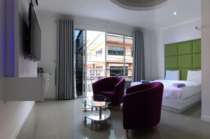 Cozy appartement,near walking steet - Pattaya