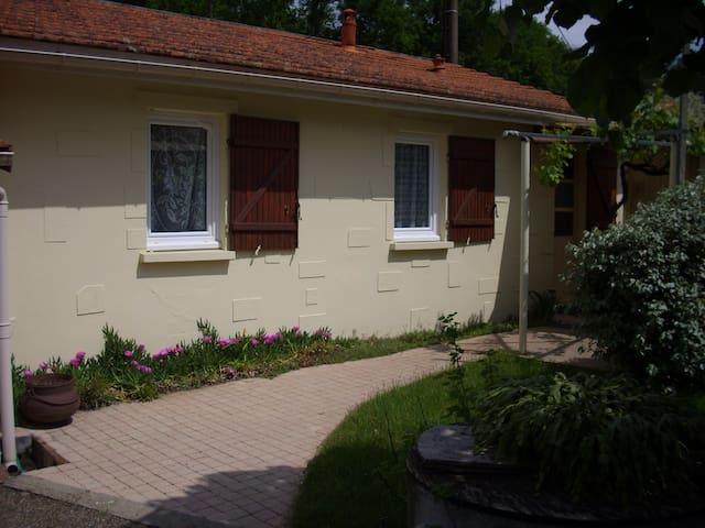 Petite maison près de l'océan - Saint-Julien-en-Born - Hus