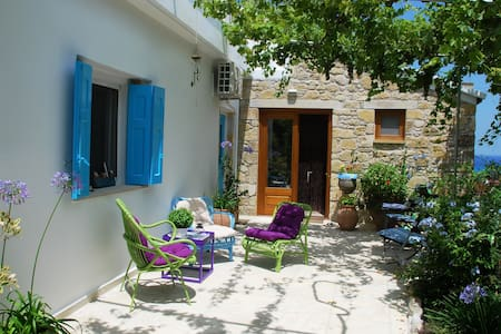 Traditional house, Kissamos, Crete - House
