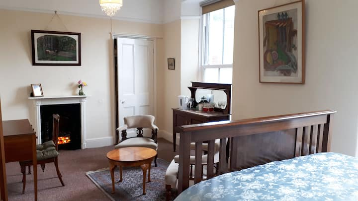 Double room in Victorian house