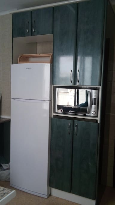 Convection oven with built in microwave and grill