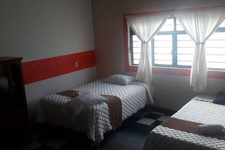 Casa ENPI en Huautla de Jiménez
