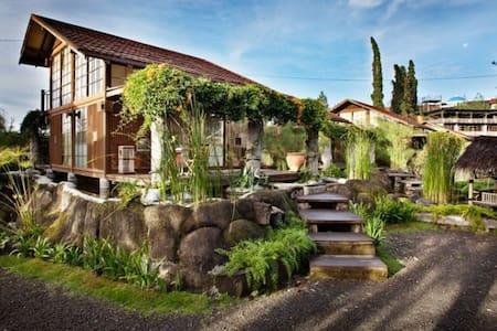 Villa Air Lembang - Kabupaten Bandung Barat - Villa