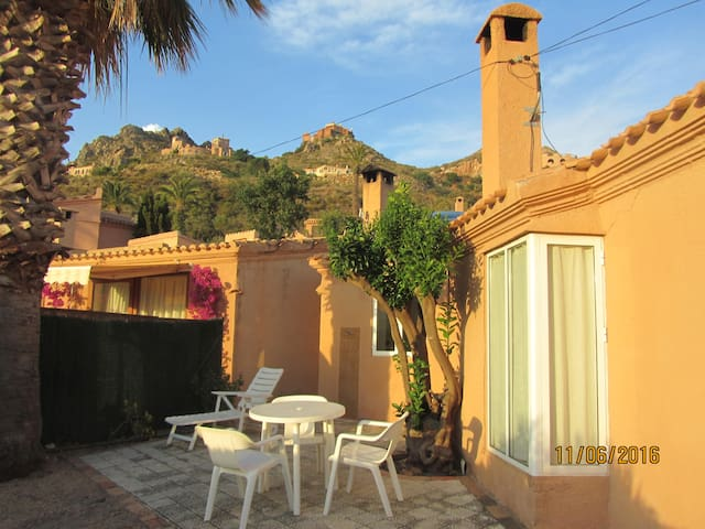 Villa at Cabrera, exceptional place near Mojacar - Turre - Huis