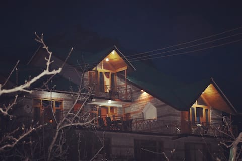 Howling Nights Cottage