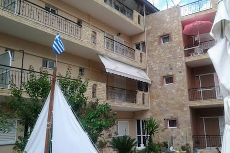 Granita hotel 4 persons apartment - Stavros - Apartment