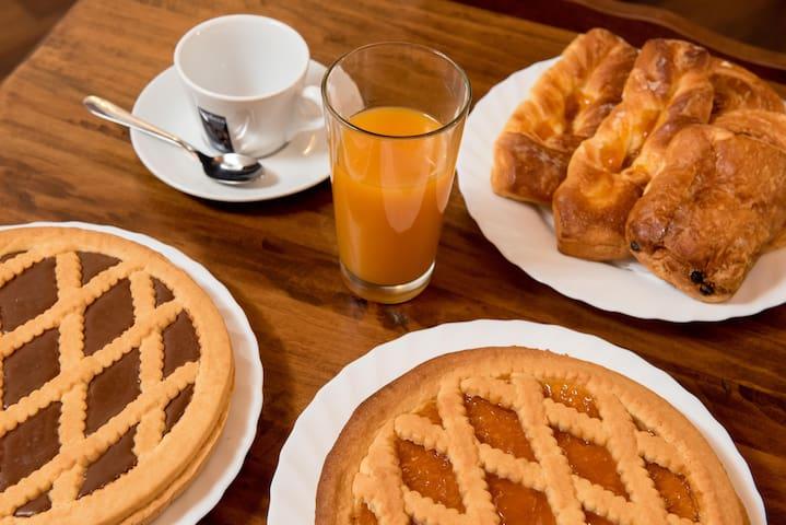 colazione tipica