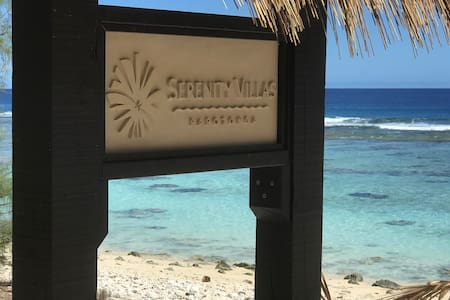 Serenity Villas Rarotonga - Beachfront Bliss