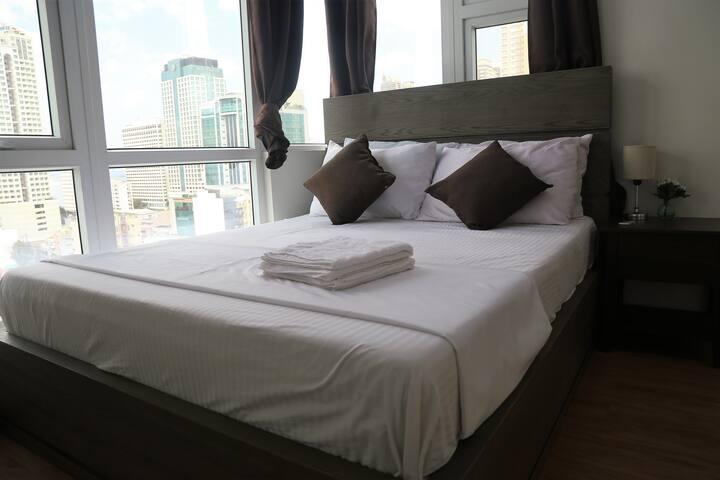 BDS Bay Area Suites Deluxe 1 Bed Room