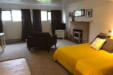Midtown - Cozy Studio!  Travel Nurse Housing!