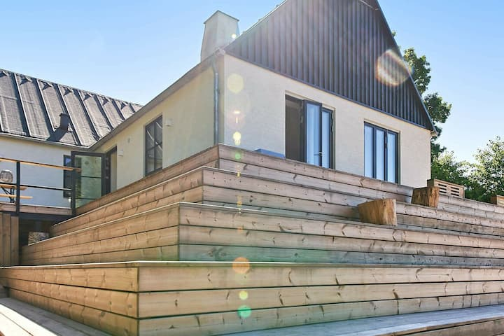 Lavish Holiday Home in Bornholm with Terrace