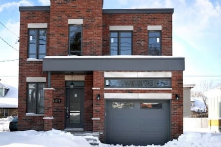 Beautiful House for rent - Montreal