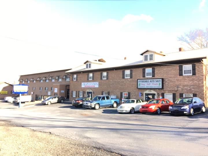 913 Old Scalp Ave. Apt. #263 Johnstown, PA 15904