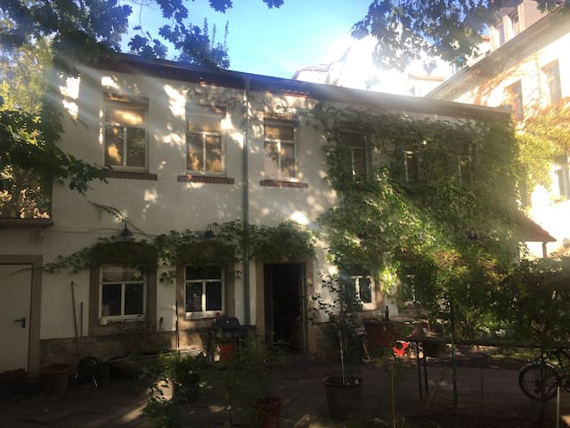 Quiet comfy house in the Nightlife District! - Dresden - House