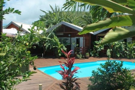 Amazing bungalow with shared pool