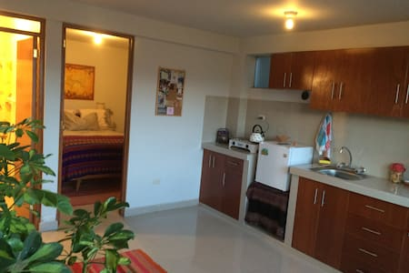 New Private Apartment - San Blas Market - Cusco