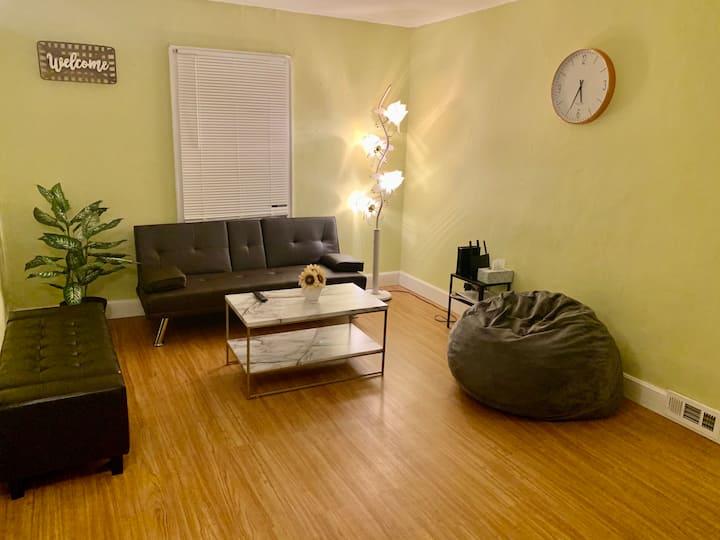Small comfortable home