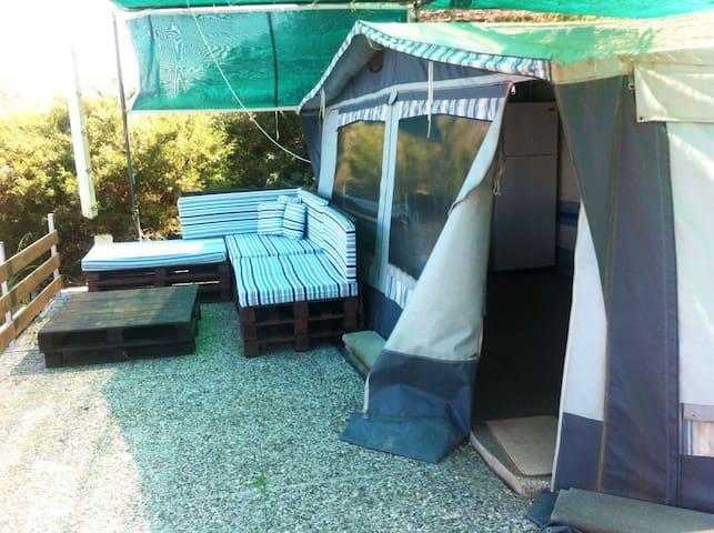 Caravan in Korinthia Peloponese - Corinthia - Karavan/RV
