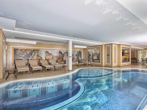 UNIEK stadscentrum Villa Appartement 100m + Pivat Pool