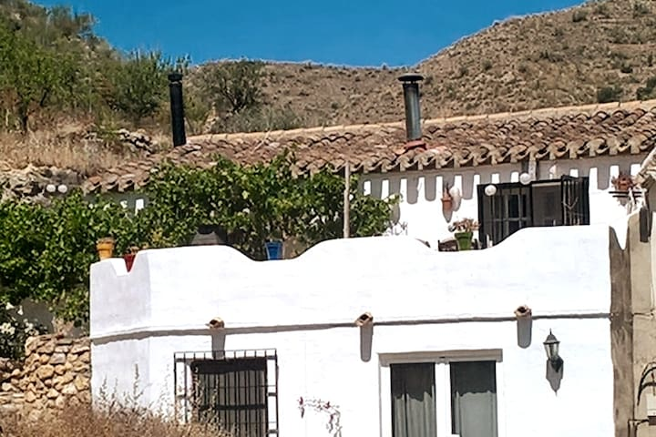 Rural Cortijo, Almería province, peaceful location