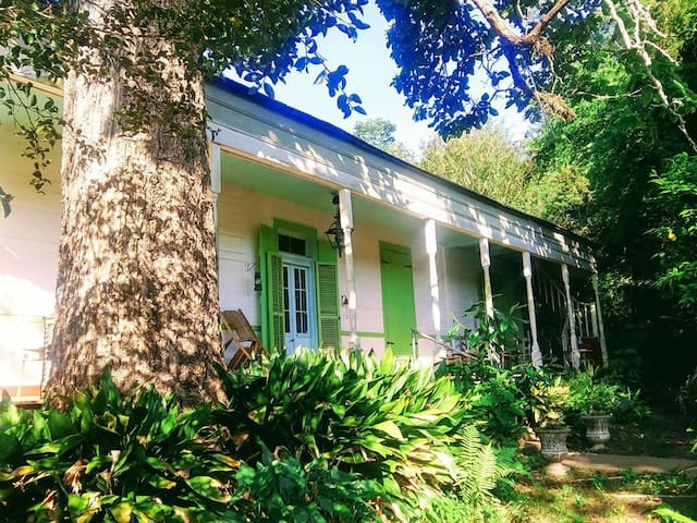 The Old World of French Creole culture awaits you!