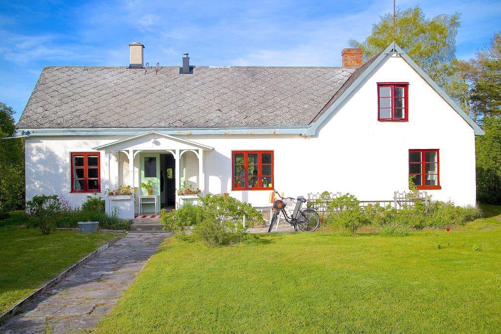 Sveas hus, södra sidan