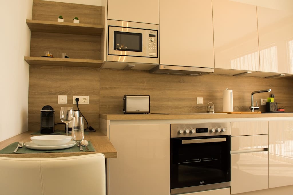 Essplatz + Wohnküche