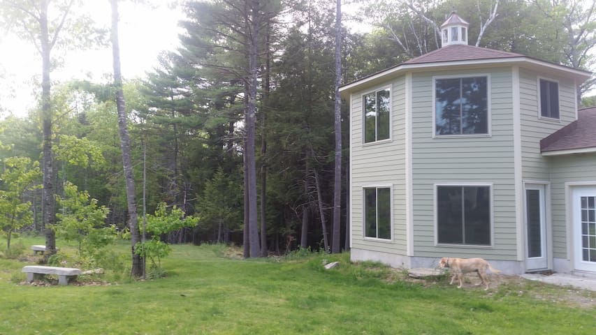 Hidden Meadow Guest House - Bowdoinham - Casa