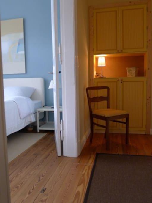 Wohnzimmer 2 und Flur