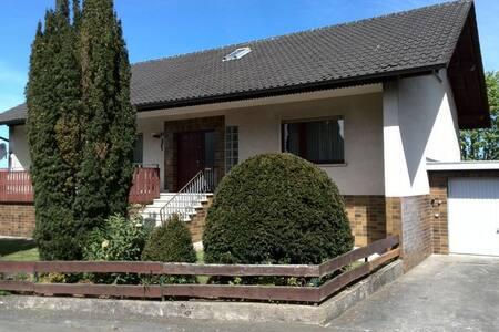 SAUERLAND /FRANKENAU/ EDERSEE  8p villa ruime tuin - Frankenau - 别墅