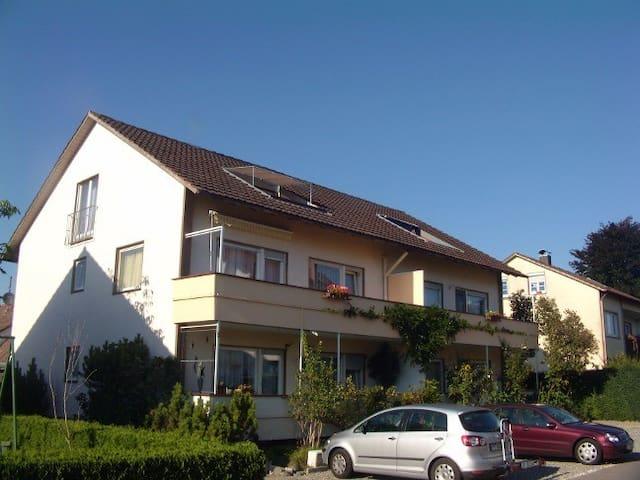 FeWo Hug 1.Stock - Uhldingen-Mühlhofen - Apartment