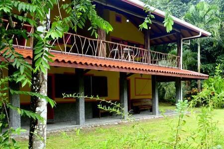 Casa Colibrí, Rooms - Pavones