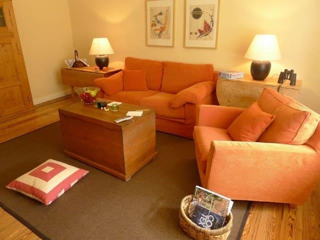 Schwalbennest zum Erholen schön - Röbel - Apartamento
