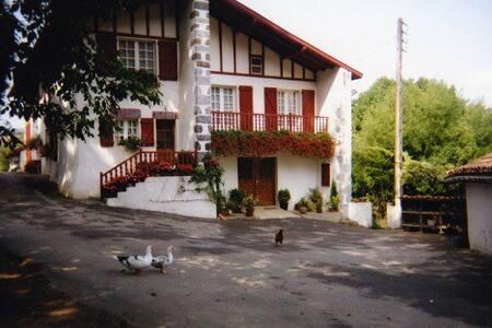 Gîte dans une ferme basque - Appartement