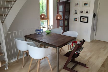 Brand new three floor apartment - Copenhaguen - Pis
